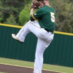 Baseball strikes late for walk off win over state-ranked opponent