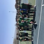 Boys Varsity Tennis  Finishes 4-0, Earns 2nd place at Invitational @ Martin Luther High School