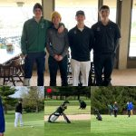 Spartan golf competes at Pacer Invite