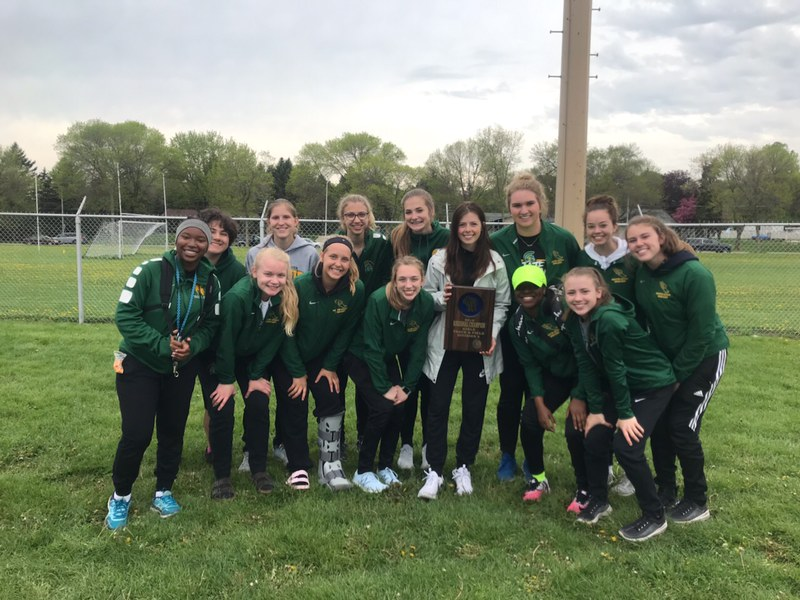 Girls Track Team Wins Regional Championship for 2nd straight year
