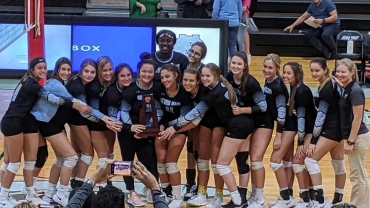 Regional Semifinal – 2019 FHSAA Volleyball State Campionships