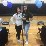 Volleyball College Signing Day at NCT