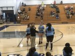 Girls Junior Varsity Volleyball beats Central 2 – 0