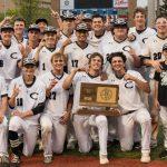 6A State Baseball Champs!