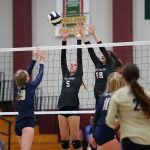 Girls Volleyball Drops Season Opener
