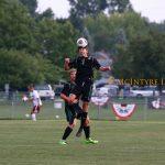 Boys Soccer vs Danville 08-14-2018
