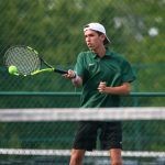 Boys Tennis Rallies to Down Lebanon