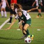 David Nets Five Goals to Lead Girls Soccer to Win