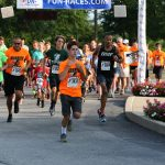 WABC Thanks Sponsors for Warrior 5K