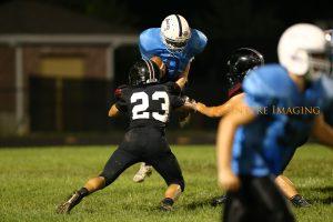 Football vs Jasonville 08-17-2018