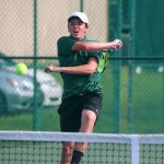 Guerin Sweeps Boys Tennis