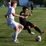 Boys Soccer Drops CCC Match