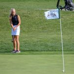 Girls Golf Splits Tri-Match