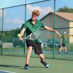 Tennis vs Heritage Christian 8-28-2018