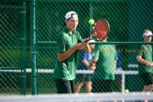 Tennis vs Heritage Christian 8-28-2018