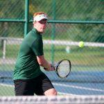 Boys Tennis Knocks Off Heritage