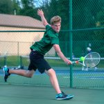Tennis Improves to 8-1