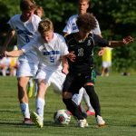 Boys Soccer Picks Up First CCC Win