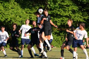 Boys Soccer vs Tri-West 09-05-2018
