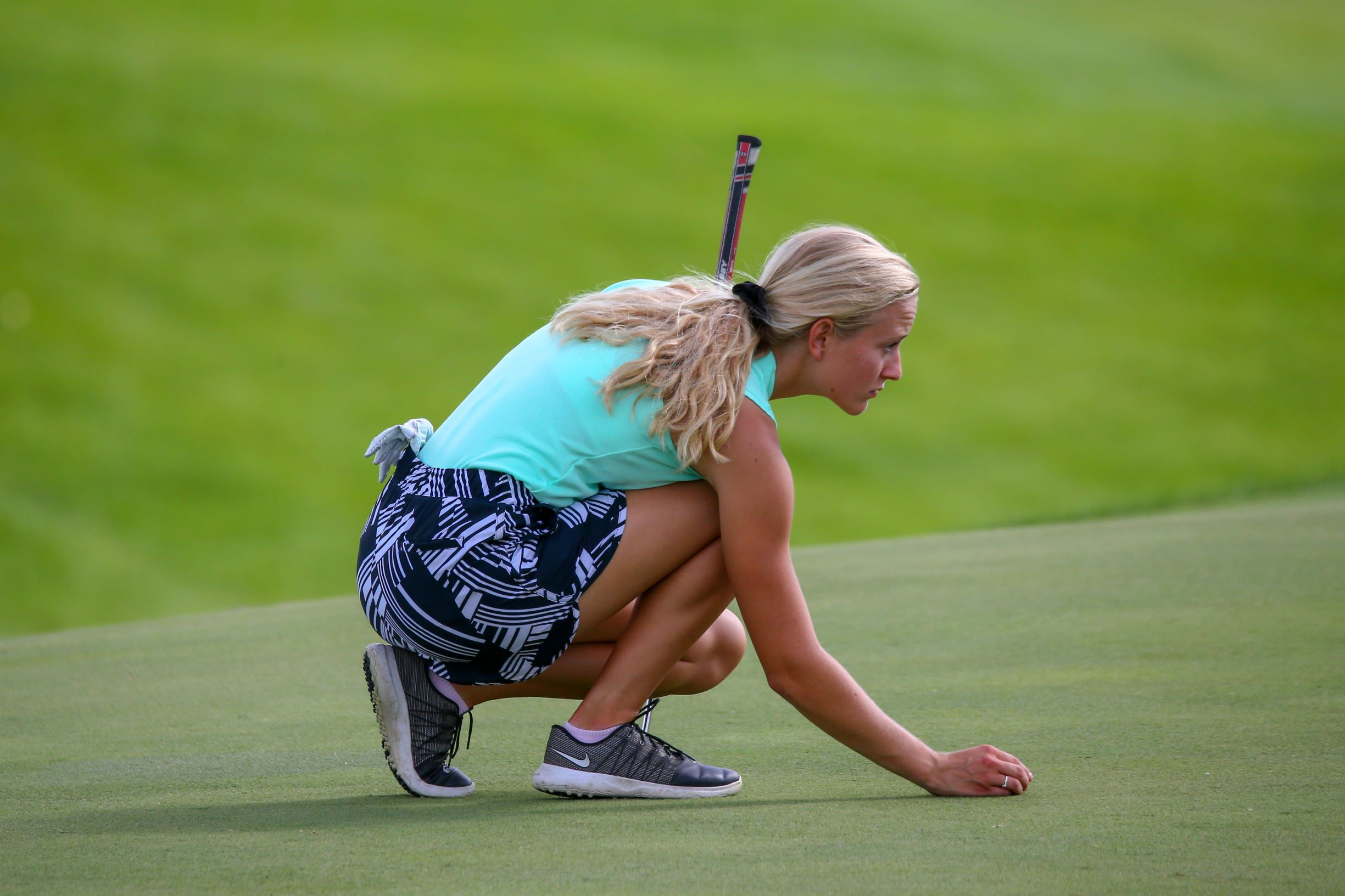 Girls Golf Finish Sixth in Sectional, Egenolf Advances