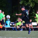 Boys Soccer Nipped by Guerin