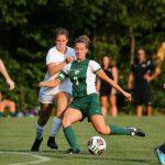 Girls Soccer Holds on for Win