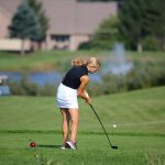 Egenolf Competes in Golf State Finals