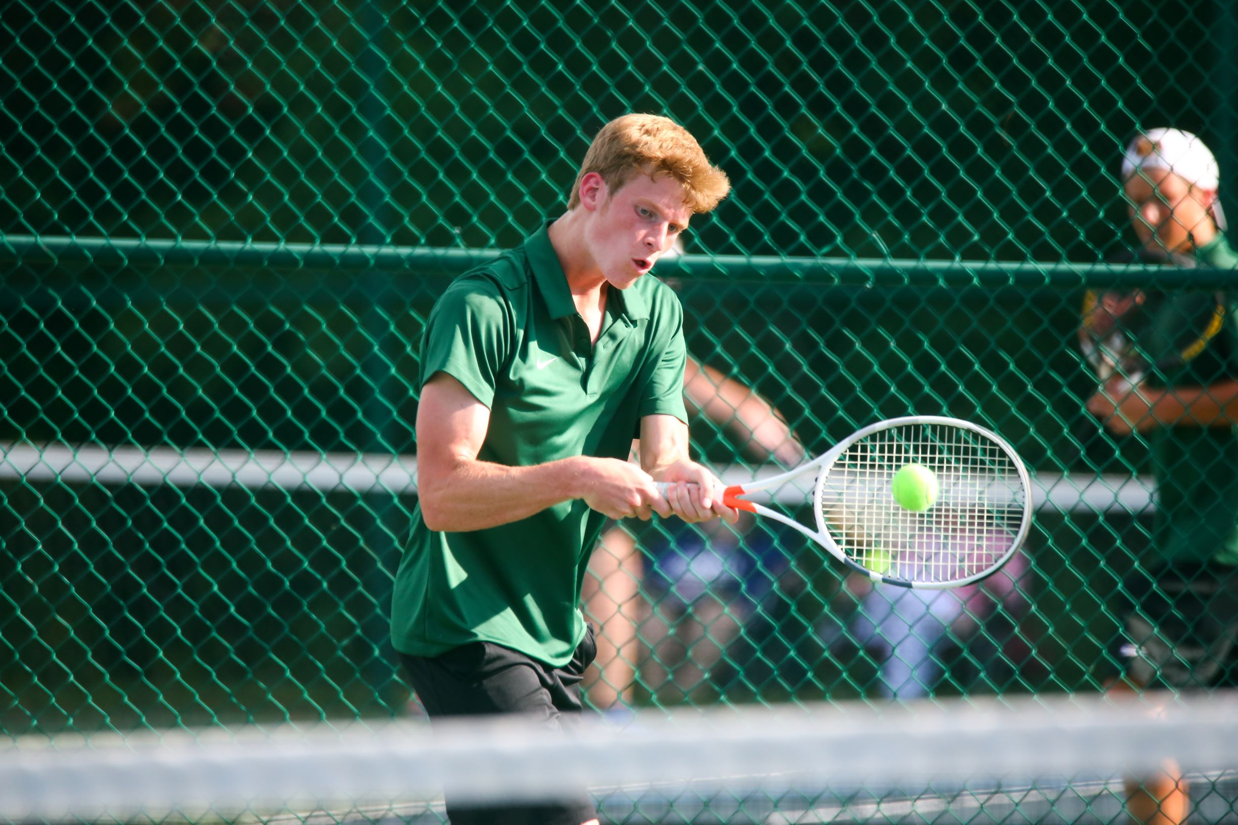 Craig Advances to City Tennis Final, Covenant in Third Place