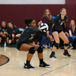 Volleyball Places Fifth at Speedway Invite