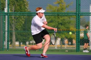 Boys Tennis Sectional 09-27-2018
