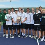 Boys Tennis Wins Sectional Title