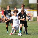 Boys Soccer Dominate Cascade in Sectional Opener