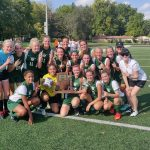 Girls Soccer Wins Back-to-Back Sectional Titles
