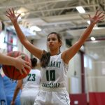 Lady Warriors Outlast Bloomington North