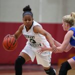 Girls Basketball Holds on for 2OT Win