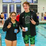Swimmers Reach the Podium at City Meet