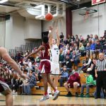Boys Basketball Drops Two Games Before Christmas