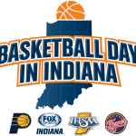 Saturday is Basketball Day in Indiana