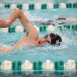 Fink Wins CCC Title in 50 Free