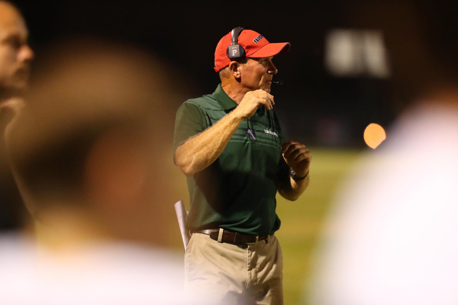 McWhorter Steps Down as Covenant Football Coach