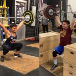 Namisnak, Anderson Compete in USA Weightlifting Competitions