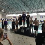 Fink Sets Two New Records in Sectional Finals
