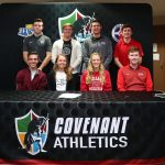 Eight Student Athletes Sign LOI