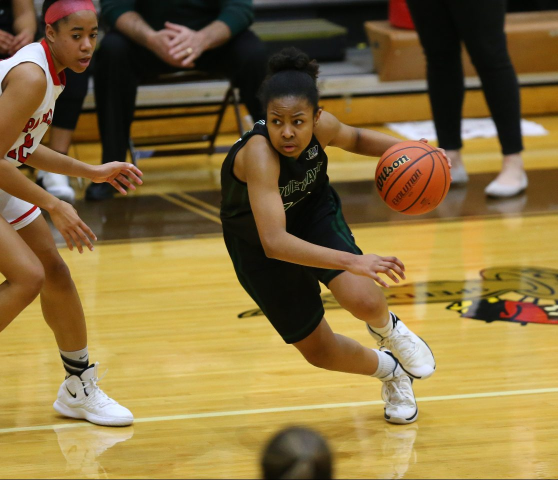 Williams-Harris Named Second Team All-State