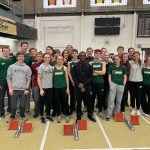 Several Warriors Qualify for State Indoor Track Meet