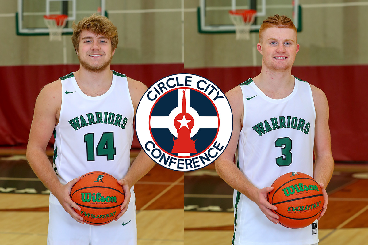 Shurig, Flatt Selected to All-Conference Team