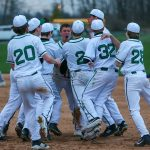Baseball Opens the Season with Two Walkoff Wins