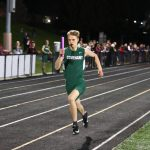 Boys Track Takes Third in Schott Invite