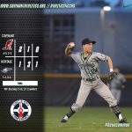 Baseball Picks Up Conference Win in a Pitchers Duel