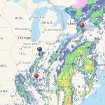 Weather Greatly Affecting Weekend Events